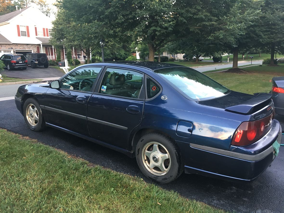 hight resolution of 2000 chevrolet impala for sale by owner in pottstown