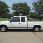 1995 Chevrolet Silverado 1500 Gmt 400 Classic Car Haltom City Tx 76117
