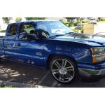 2004 Chevrolet Silverado 1500 Ss By Owner In Patterson Ca 95363