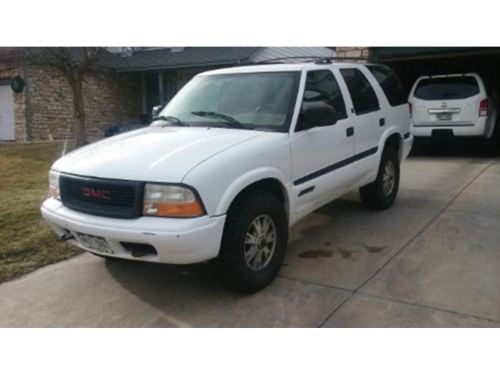 small resolution of 2000 gmc jimmy for sale by owner in broomfield