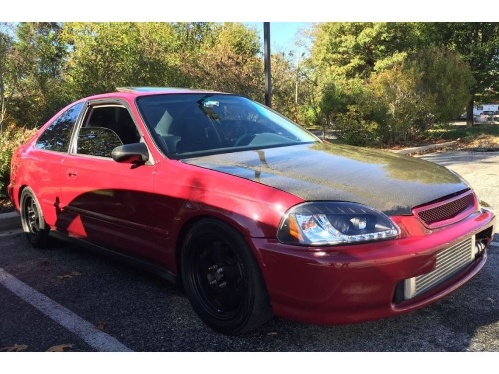 medium resolution of 1996 honda civic coupe for sale by owner in pasadena
