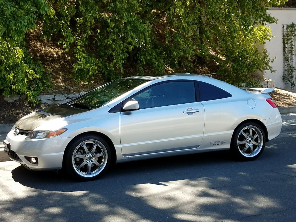 hight resolution of 2007 honda civic coupe si for sale by owner in thousand oaks