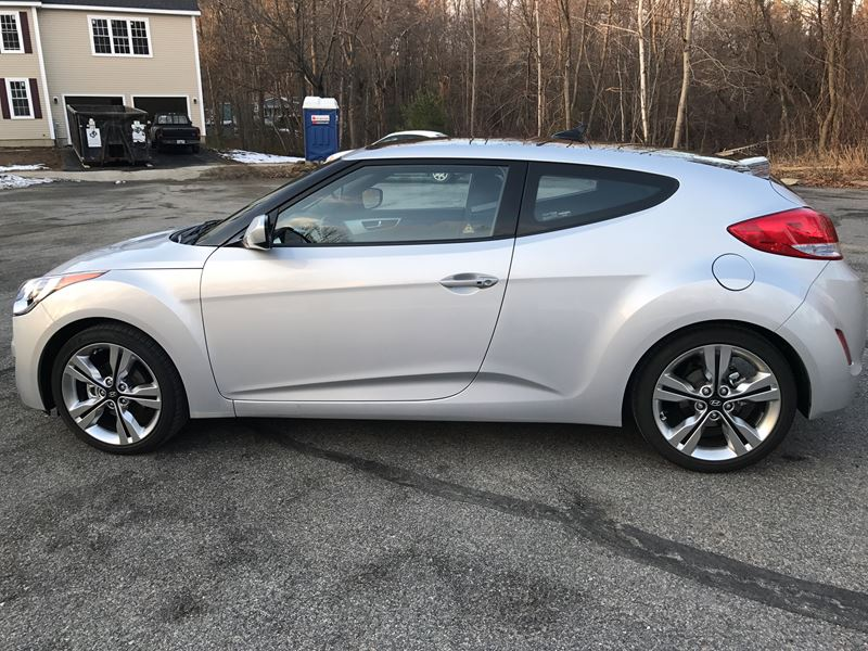 2016 Hyundai Veloster For Sale By Owner In Holden Ma 01520