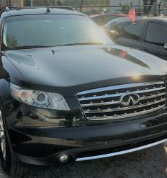 2007 infiniti fx35 for sale by owner in fort lauderdale [ 1180 x 885 Pixel ]