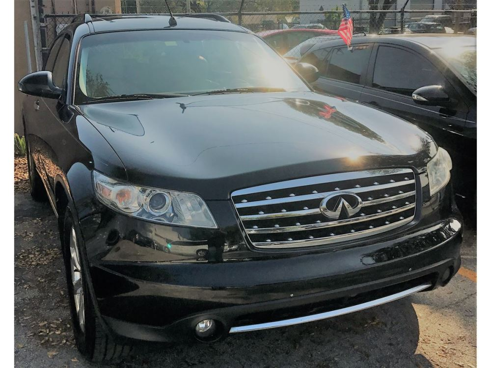 medium resolution of 2007 infiniti fx35 for sale by owner in fort lauderdale