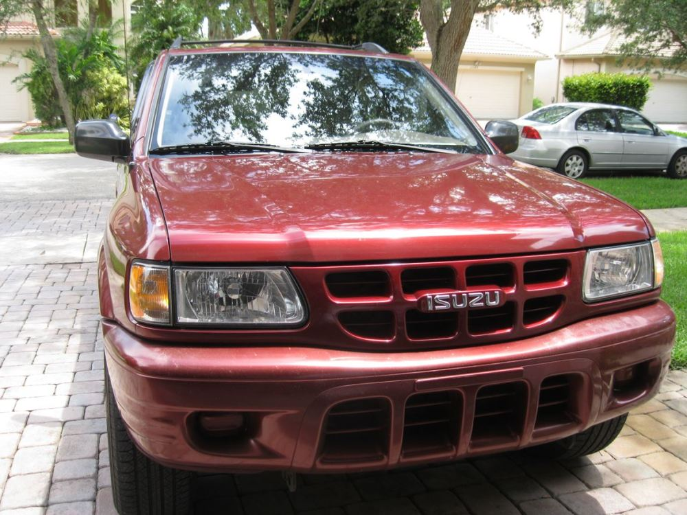 medium resolution of 2002 isuzu rodeo for sale by owner in hollywood