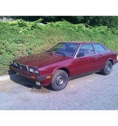 1985 maserati biturbo for sale by owner in spokane [ 1180 x 885 Pixel ]