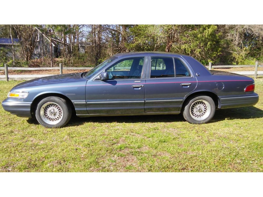 medium resolution of 1996 mercury grand marquis for sale by owner in roanoke rapids