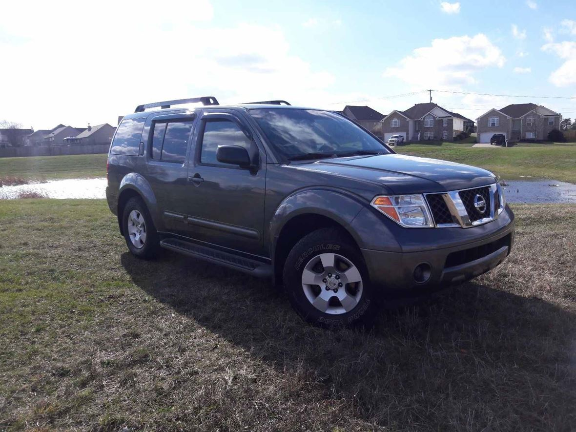 2006 Nissan Pathfinder Private Car Sale In Louisville
