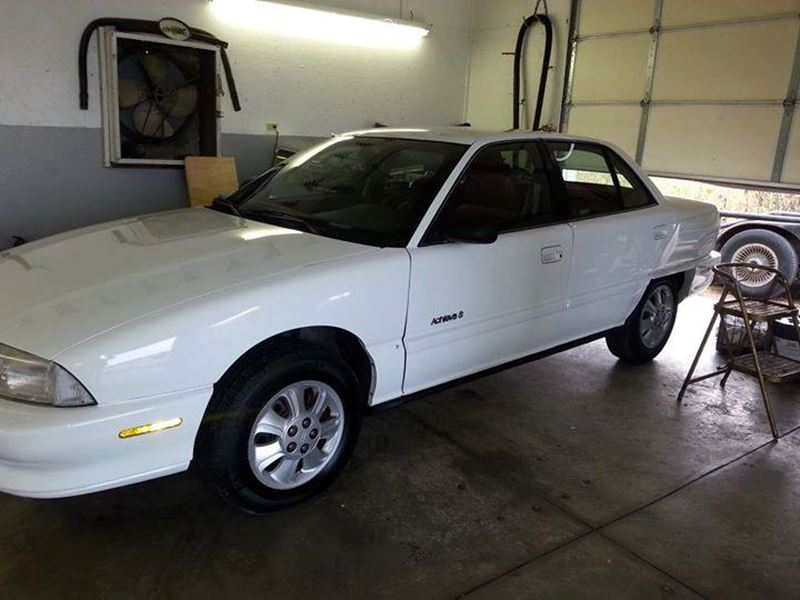 Oldsmobile Achieva For Sale By Owner In Millstadt Il