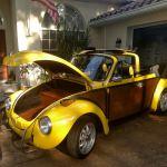 1973 Volkswagen Beetle Convertible Antique Car Seminole Fl 33776