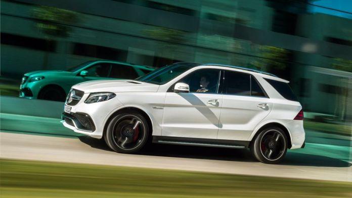 2016 Mercedes-Benz AMG GL