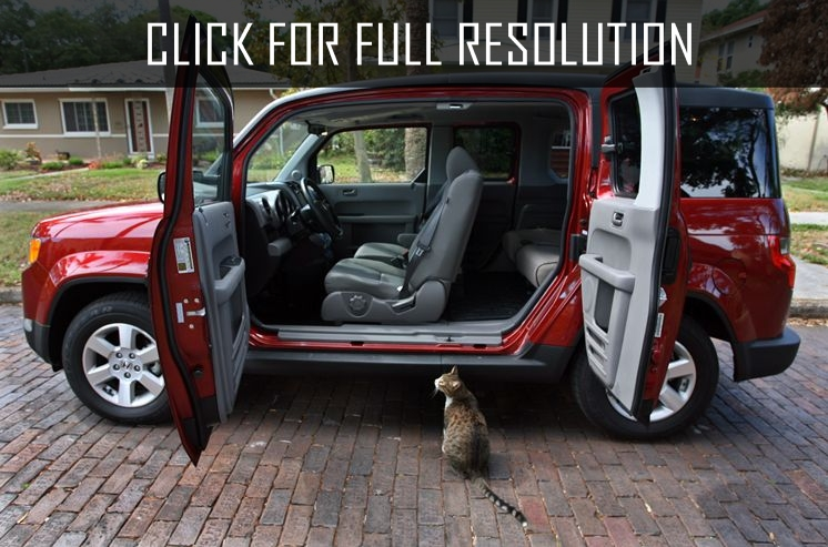 Honda Element Dog Edition  reviews prices ratings with various photos