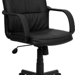 Office Chair Customer Reviews Casters For Chairs On Hardwood Floors 5 Best Rated Ergonomic Under 100 In 2018 2019 That You Can Use At Your Home Computer Desk Is The Flash Furniture Mid Back Black Leather Swivel Task With Over 900