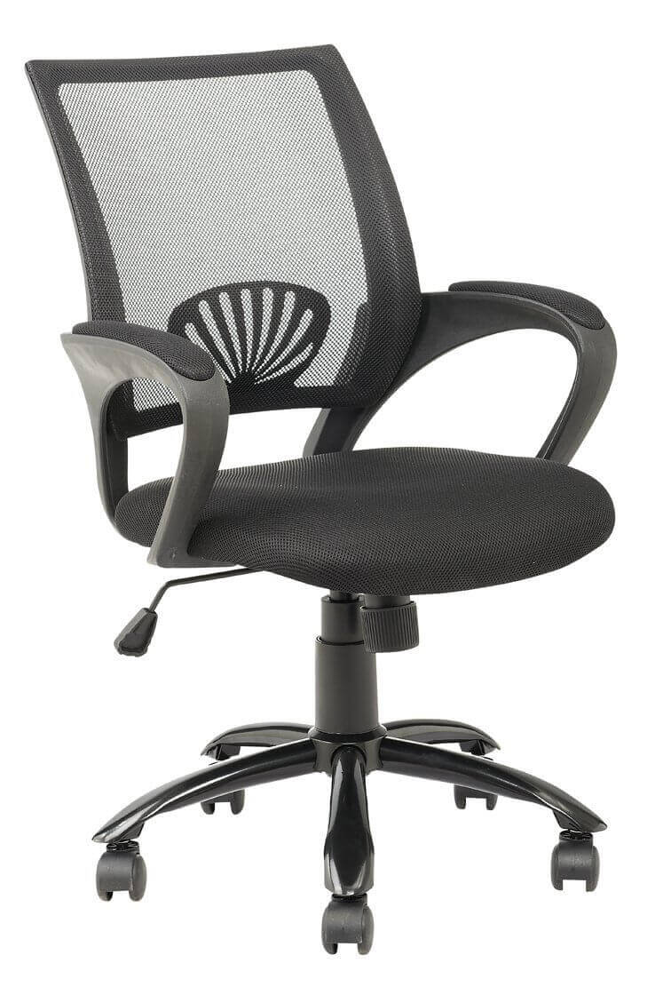 Mid Back Ergonomic Best Mesh Office Chair