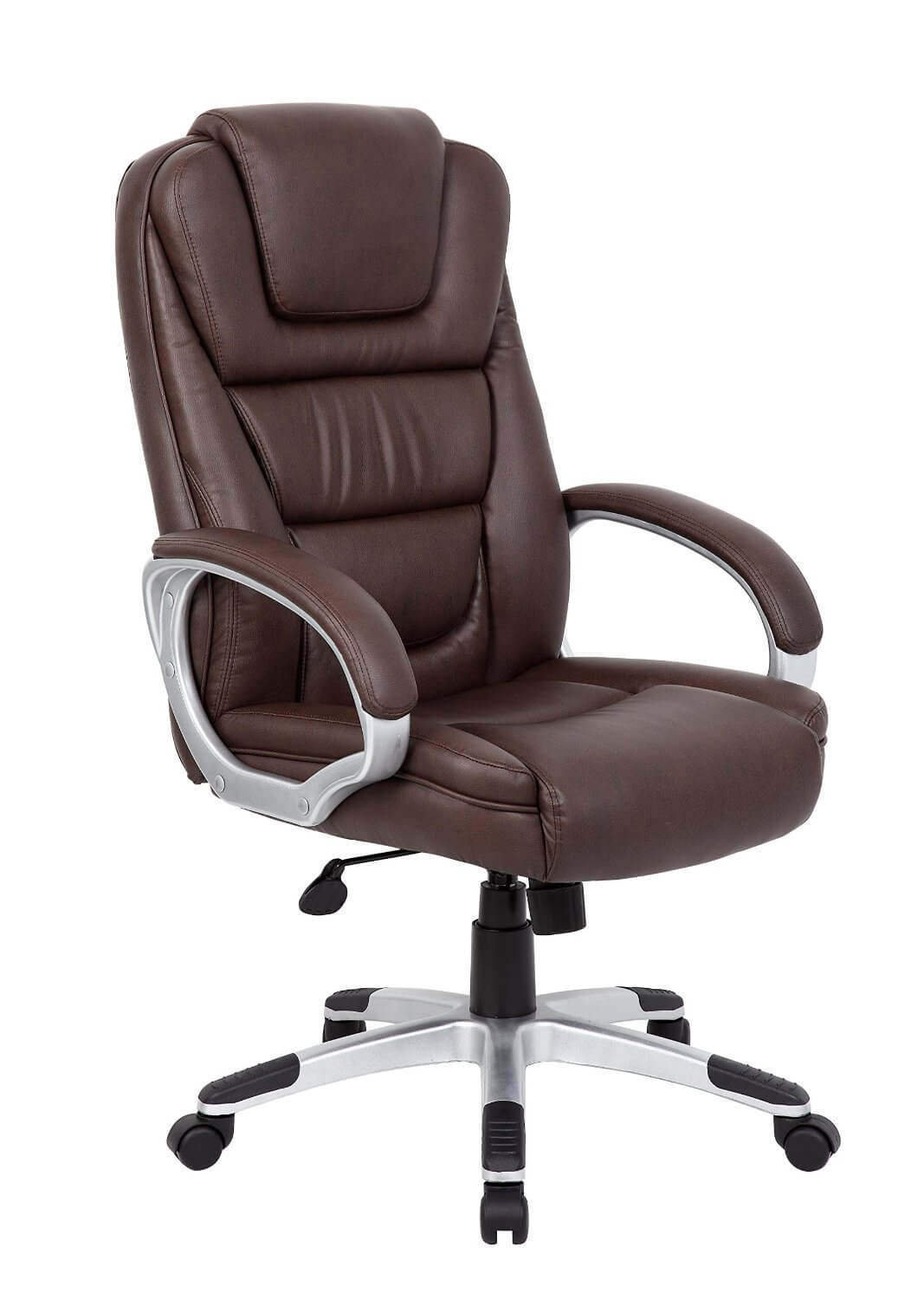 Boss LeatherPlus Executive Cheap Office Chairs