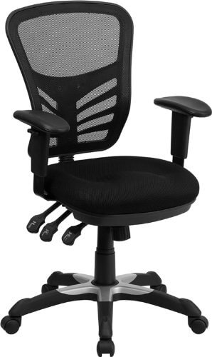 Offex HL-0001-GG Mid-Back Computer Chair