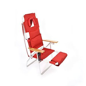 Ostrich Deluxe Beach Chair Reviews (best beach chair)