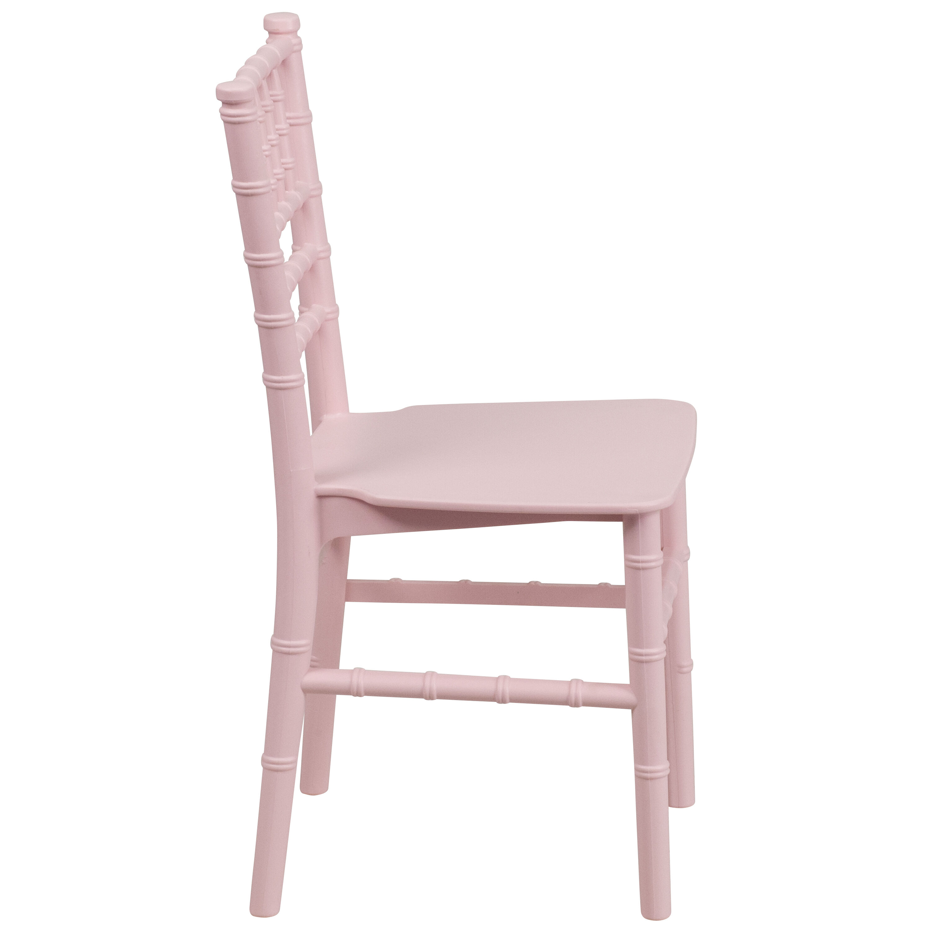 best chiavari chairs bed bath and beyond outdoor chair covers kids pink resin seat le l 7k pk gg