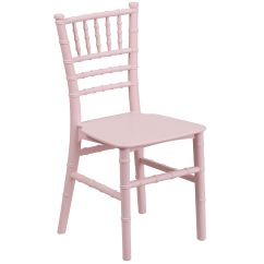 Pink Kids Chair Graco Baby Swing Resin Chiavari Seat Le L 7k Pk Gg Bestchiavarichairs Com