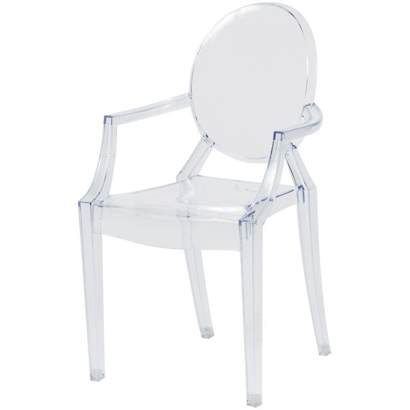 transparent polycarbonate chairs high back leather dining kids clear baby kage chair rpc arms bestchiavarichairs com our with is on sale now