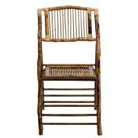 Bamboo Folding Chair X-62111-BAM-GG | BestChiavariChairs.com