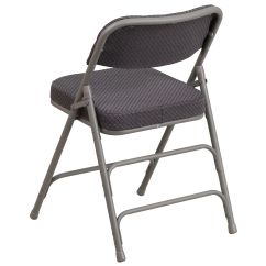 Folding Chair Fabric Miniature Electric Gray Aw Mc320af Gry Gg Bestchiavarichairs Com Our Hercules Series Premium Curved Triple Braced Double Hinged Metal Is