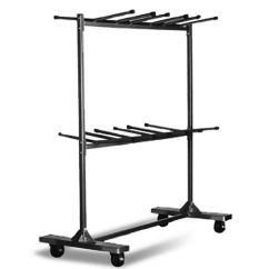 Folding Chair Dolly 50 Capacity Desk That Reclines Hanging Cart Ht616 Bestchiavarichairs Com Images Our