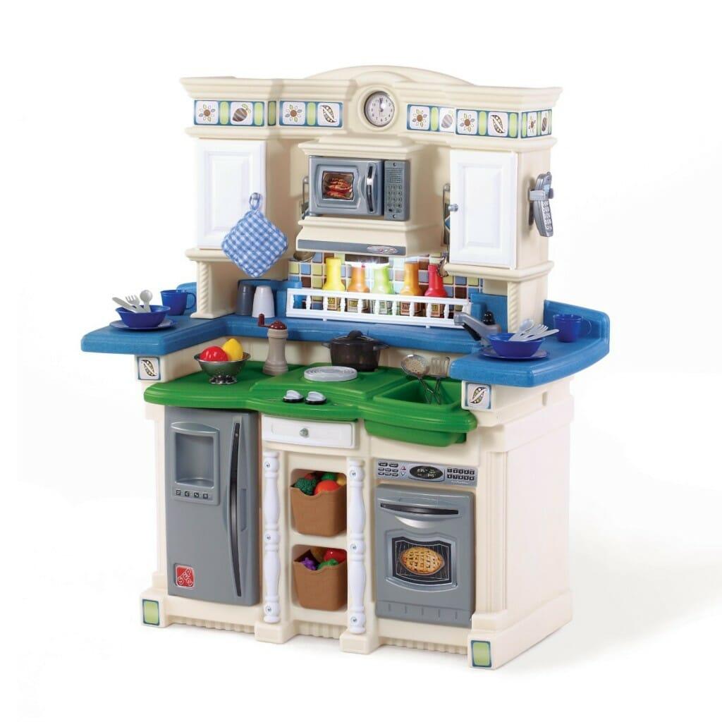 step2 lifestyle custom kitchen ii aqua utensils top 10 play sets