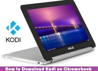 Kodi for Chromebook