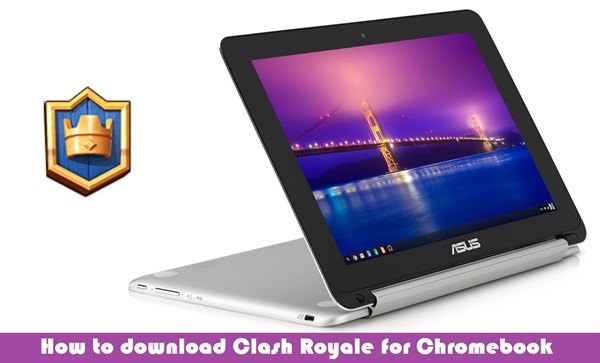 Clash Royale for Chromebook