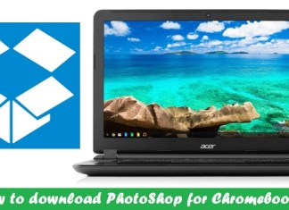 Download Photoshop for Chromebook