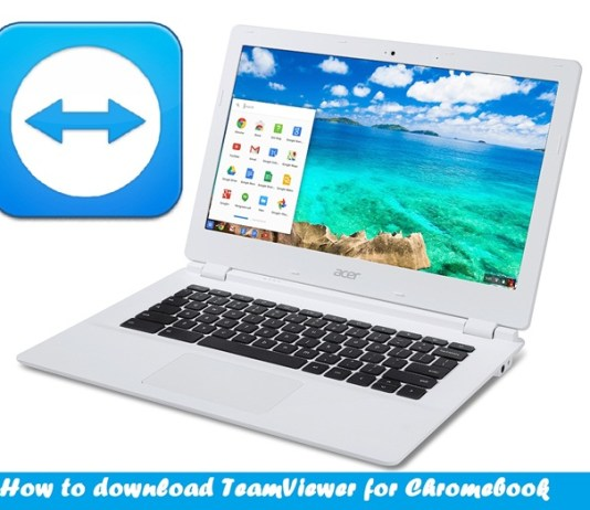 Download TeamViewer for Chromebook