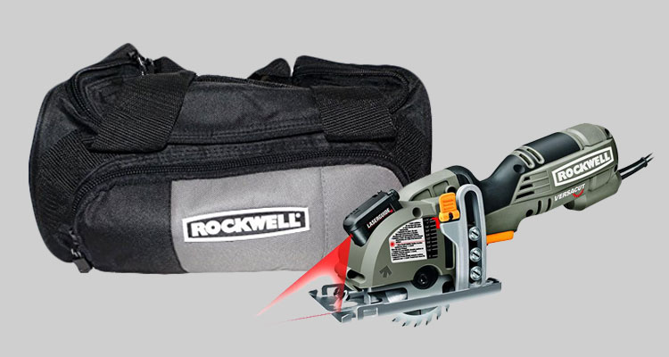 ReviewsRockwell RK3440K VersaCut Circular Saw Review