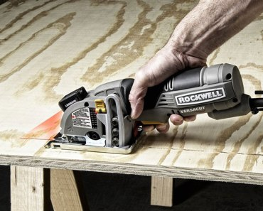 Rockwell RK3440K VersaCut Circular Saw Review