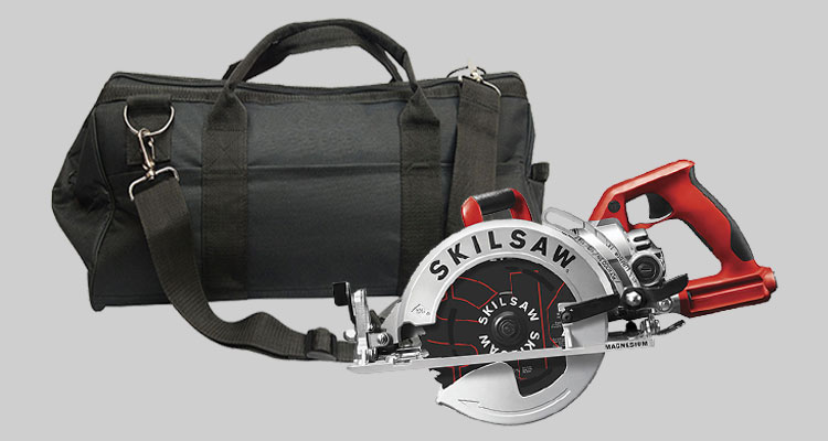 SKILSAW SPT77WML-01 15-Amp 7-1/4-Inch Lightweight Worm Drive Circular Saw review