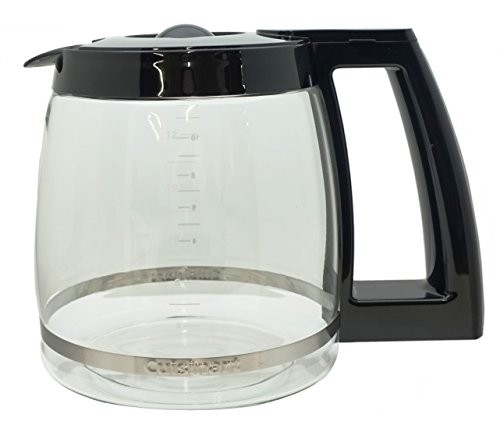 55bdf69eace Cuisinart Glass Carafe for 12 Cup Coffee Center   Single-Serve Brewer ...