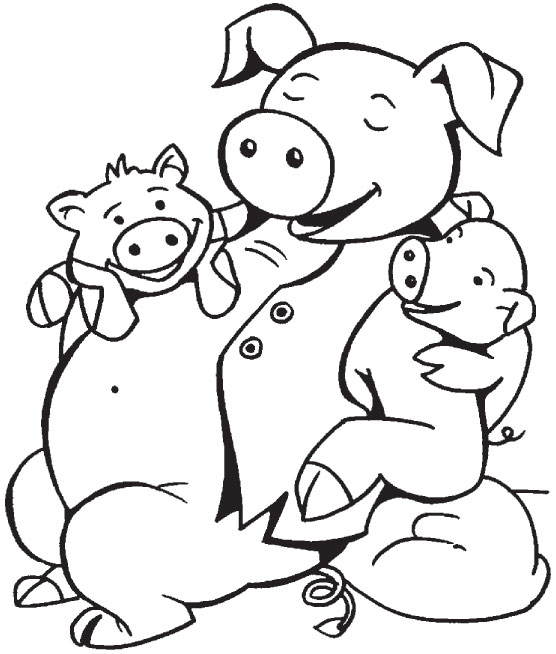 Dear Pages Coloring Pages