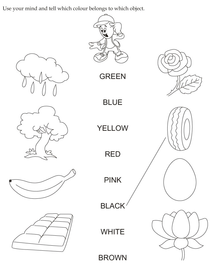 Download english activity worksheet Use your mind and tell