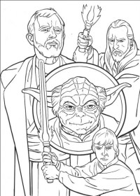Star Wars Coloring Pages - Free Printable Star Wars ...