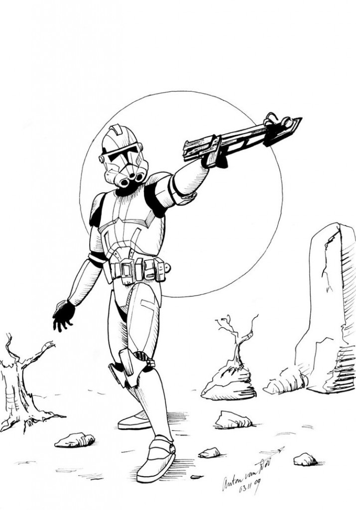 How To Draw Darth Vader Chibi Star Wars