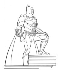 Batman Coloring Pages Printable | newhairstylesformen2014.com