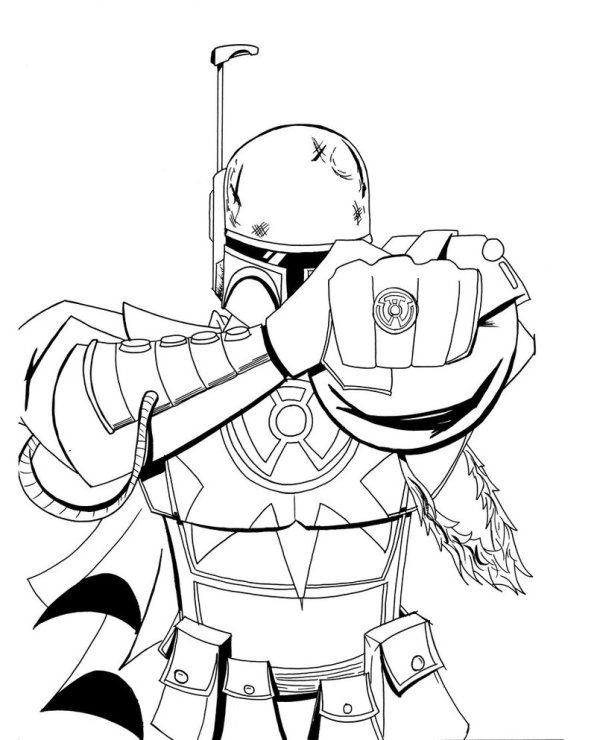 star wars printable coloring pages # 9