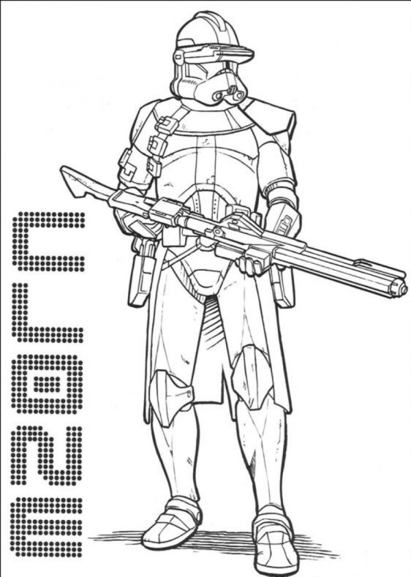 star wars printable coloring pages # 5