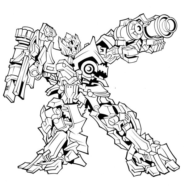 transformers prime coloring pages # 19