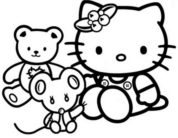 coloring pages kids # 18