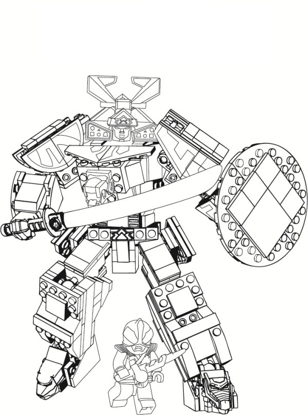 Free Printable Power Rangers Coloring Pages For Kids