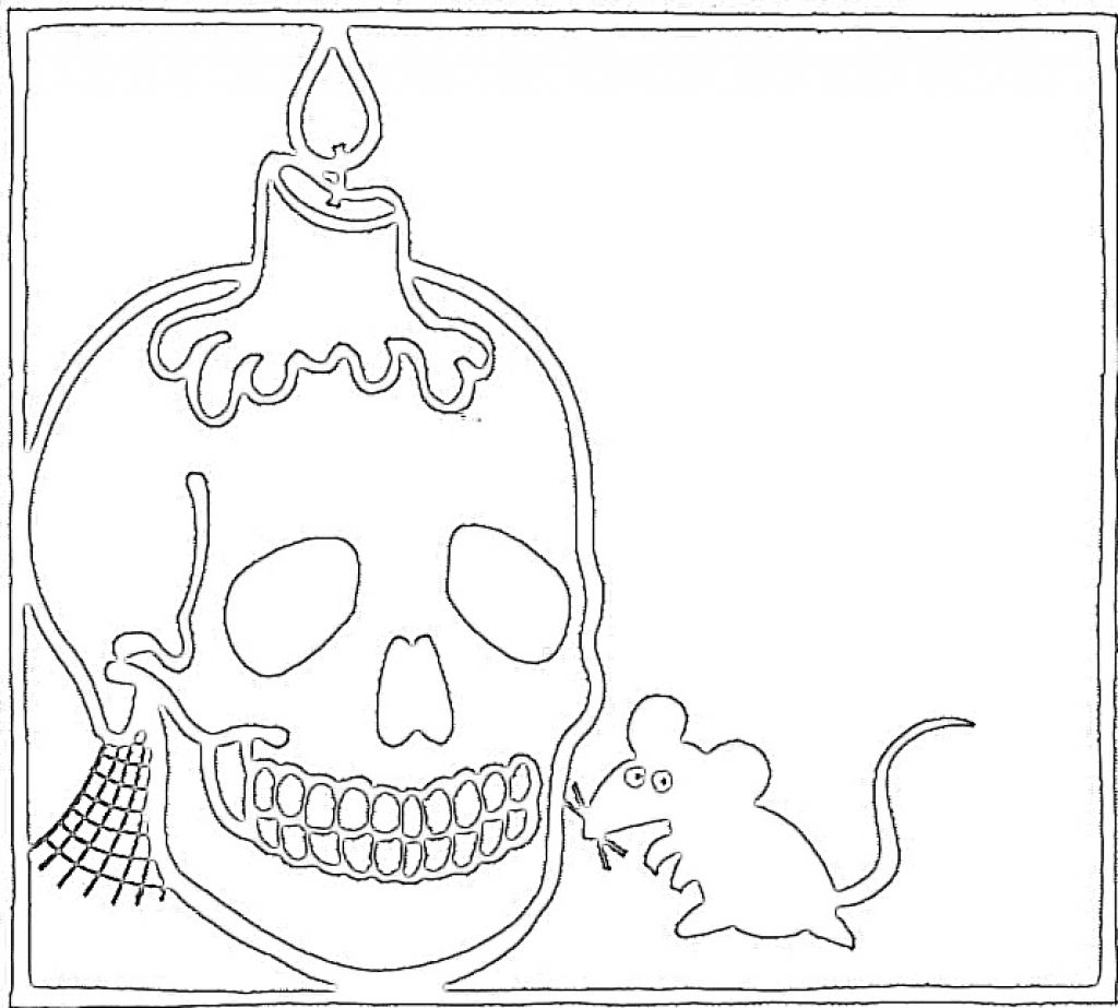 Human Skull Anatomy Coloring Pages Coloring Pages