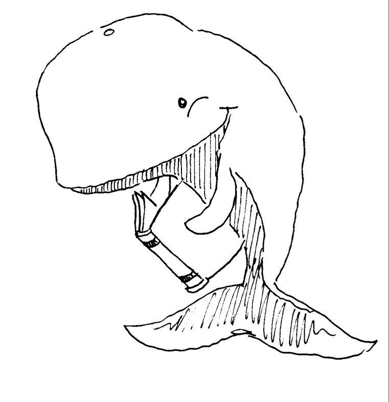 Knižní velryby