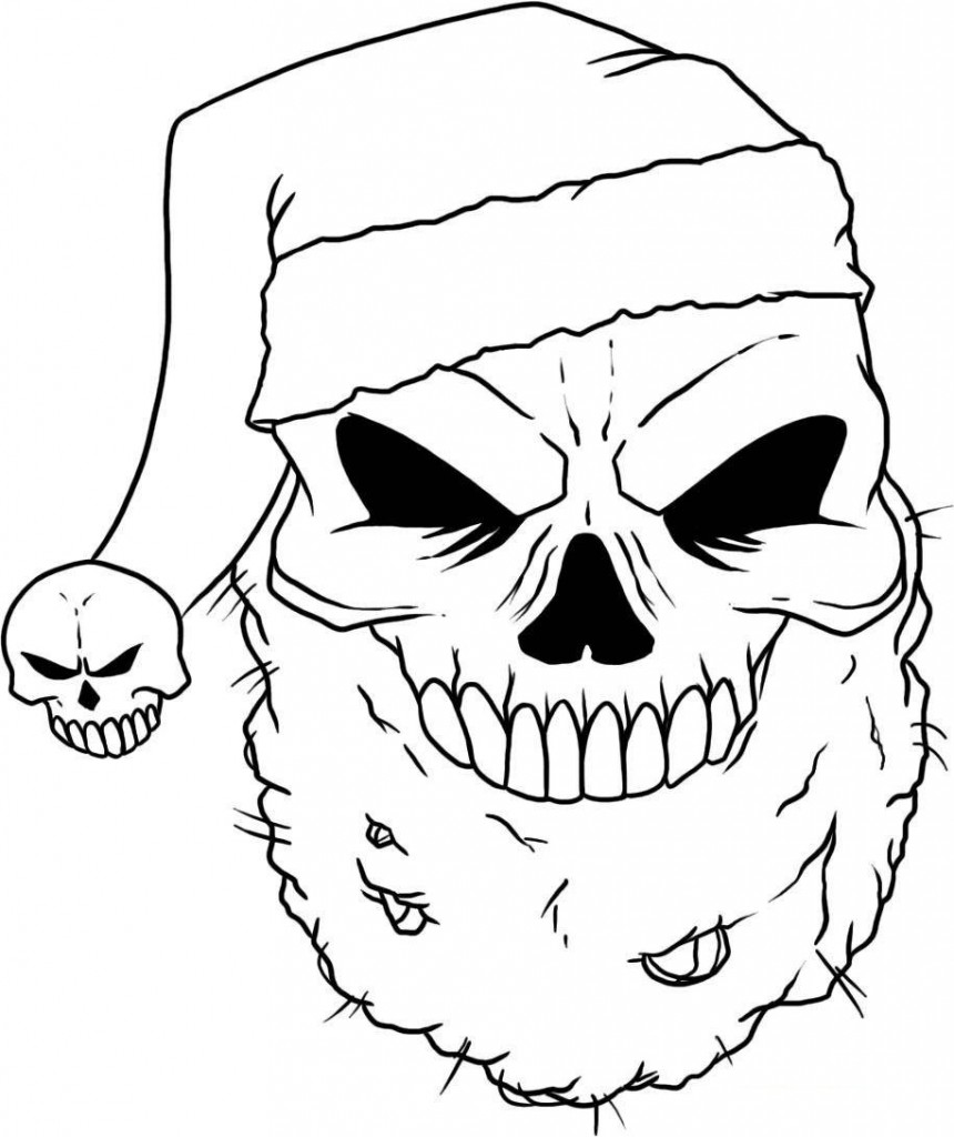 Free Skull Pictures Print